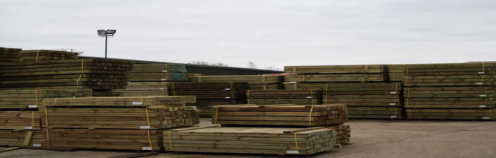 Softwood Treated Timber